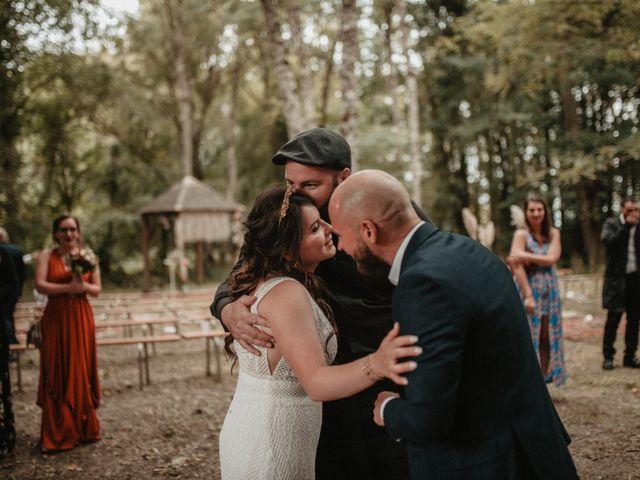 Le mariage de Romain et Amandine à Choué, Loir-et-Cher 64