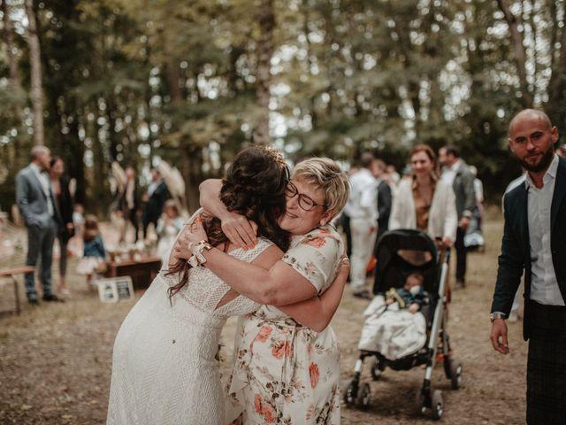 Le mariage de Romain et Amandine à Choué, Loir-et-Cher 65