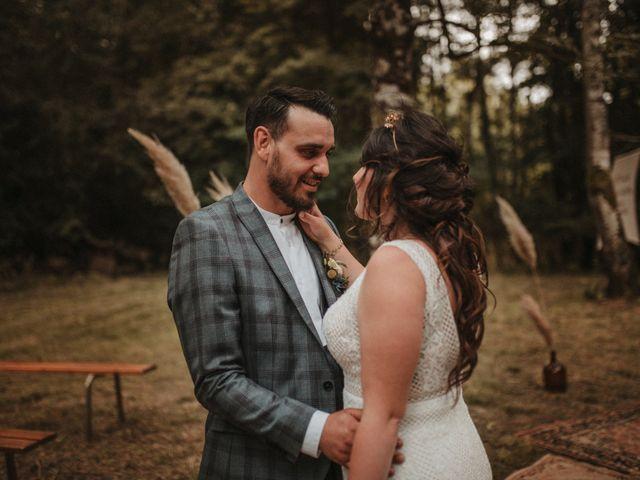 Le mariage de Romain et Amandine à Choué, Loir-et-Cher 83