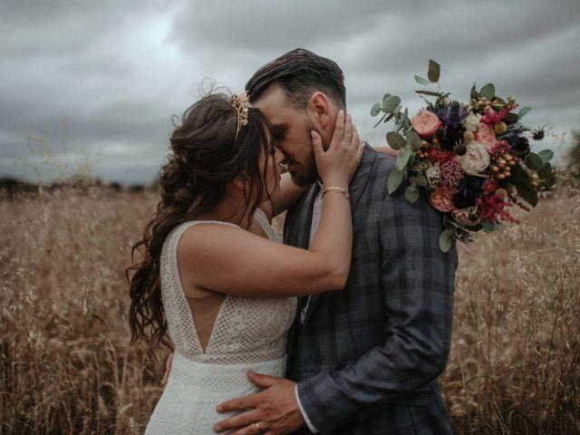 Le mariage de Romain et Amandine à Choué, Loir-et-Cher 90