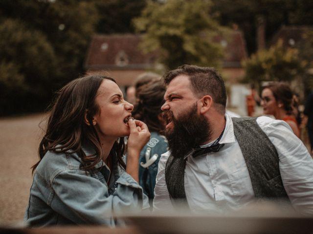 Le mariage de Romain et Amandine à Choué, Loir-et-Cher 98