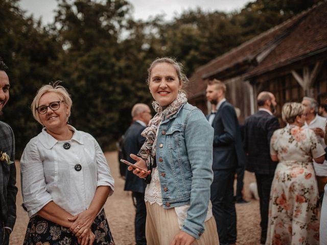 Le mariage de Romain et Amandine à Choué, Loir-et-Cher 99