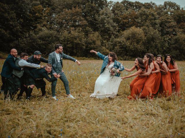 Le mariage de Romain et Amandine à Choué, Loir-et-Cher 100