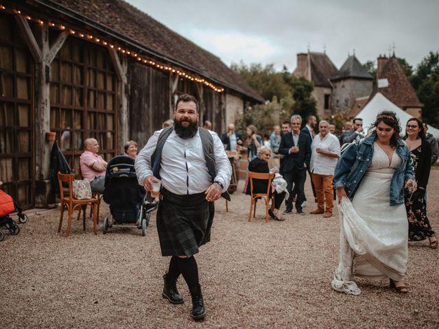 Le mariage de Romain et Amandine à Choué, Loir-et-Cher 128