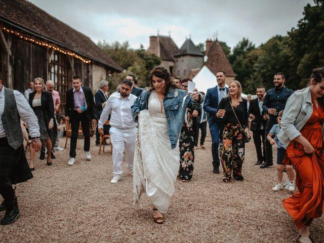 Le mariage de Romain et Amandine à Choué, Loir-et-Cher 129