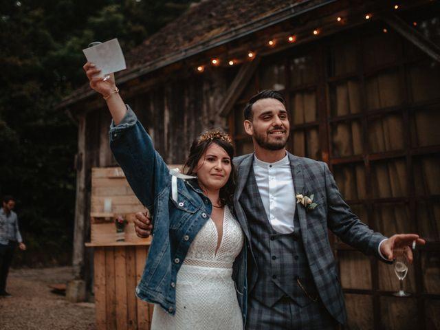Le mariage de Romain et Amandine à Choué, Loir-et-Cher 132