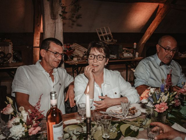 Le mariage de Romain et Amandine à Choué, Loir-et-Cher 141