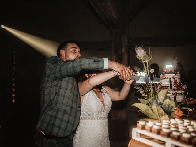 Le mariage de Romain et Amandine à Choué, Loir-et-Cher 145
