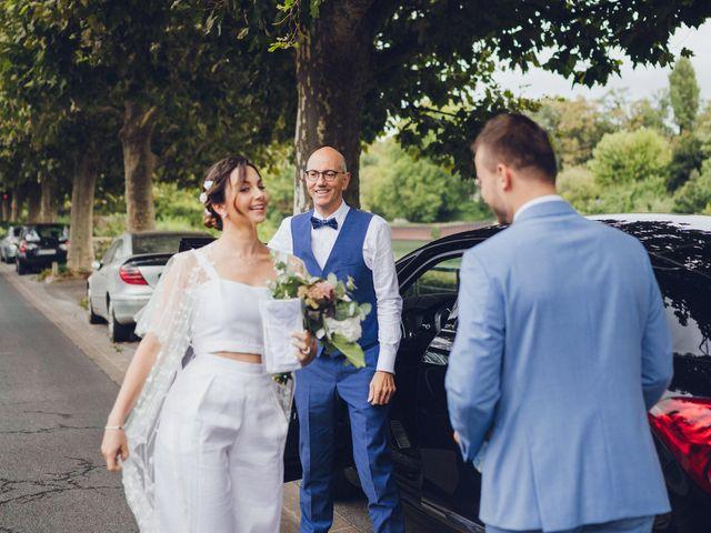 Le mariage de Loïc et Valentine à Fontenay-Trésigny, Seine-et-Marne 9