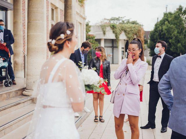 Le mariage de Loïc et Valentine à Fontenay-Trésigny, Seine-et-Marne 12