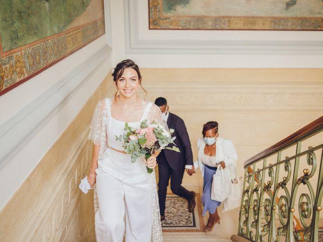 Le mariage de Loïc et Valentine à Fontenay-Trésigny, Seine-et-Marne 13