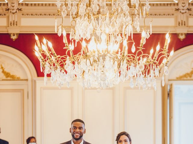 Le mariage de Loïc et Valentine à Fontenay-Trésigny, Seine-et-Marne 15