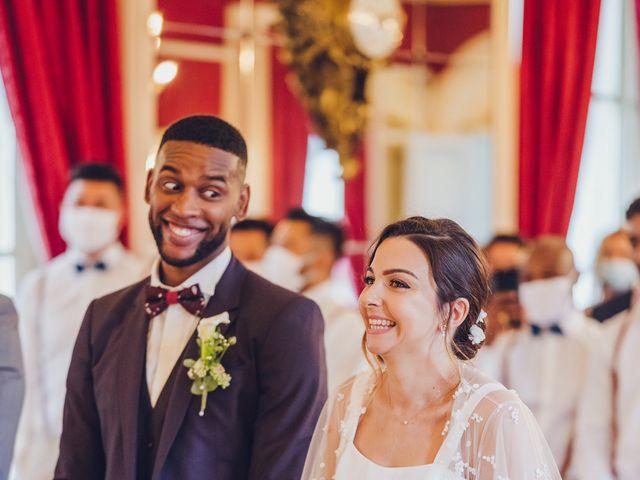 Le mariage de Loïc et Valentine à Fontenay-Trésigny, Seine-et-Marne 17