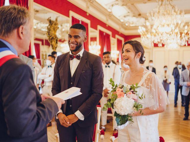 Le mariage de Loïc et Valentine à Fontenay-Trésigny, Seine-et-Marne 19