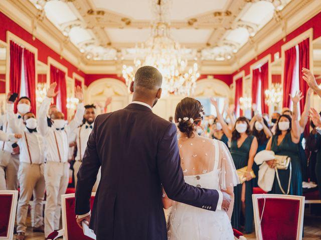 Le mariage de Loïc et Valentine à Fontenay-Trésigny, Seine-et-Marne 20