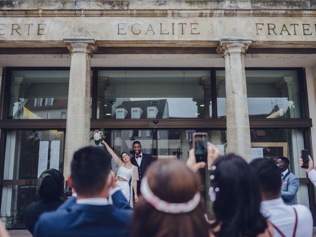 Le mariage de Loïc et Valentine à Fontenay-Trésigny, Seine-et-Marne 22