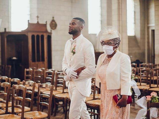 Le mariage de Loïc et Valentine à Fontenay-Trésigny, Seine-et-Marne 42