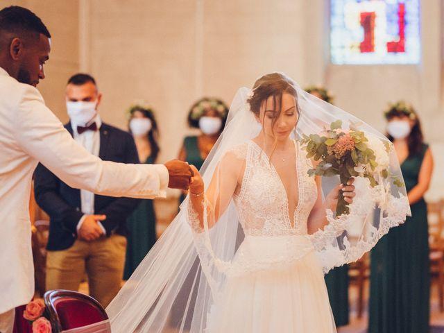 Le mariage de Loïc et Valentine à Fontenay-Trésigny, Seine-et-Marne 48