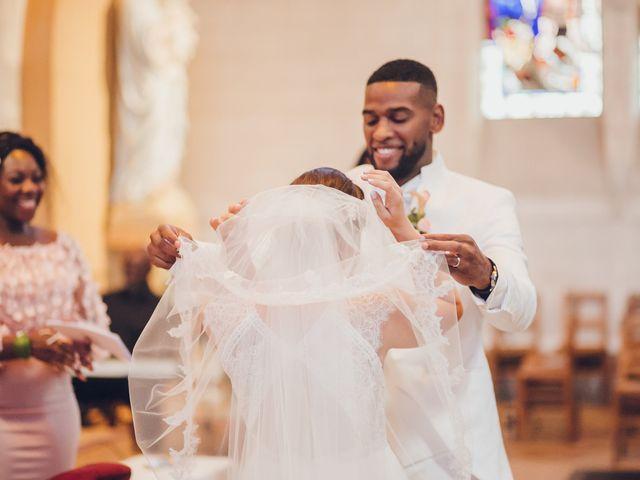 Le mariage de Loïc et Valentine à Fontenay-Trésigny, Seine-et-Marne 63