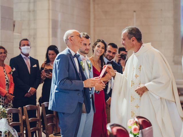 Le mariage de Loïc et Valentine à Fontenay-Trésigny, Seine-et-Marne 75