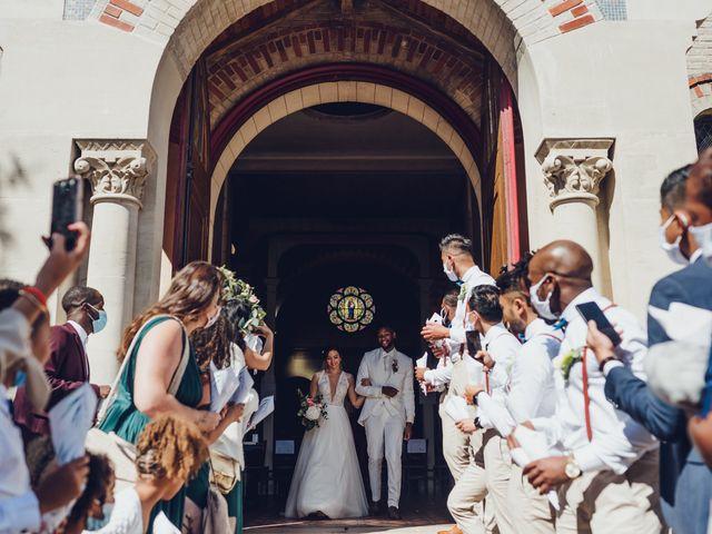 Le mariage de Loïc et Valentine à Fontenay-Trésigny, Seine-et-Marne 79