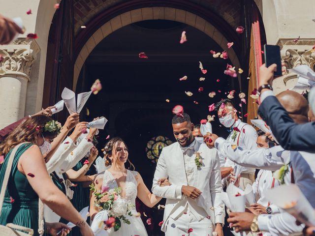 Le mariage de Loïc et Valentine à Fontenay-Trésigny, Seine-et-Marne 80