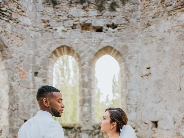 Le mariage de Loïc et Valentine à Fontenay-Trésigny, Seine-et-Marne 88
