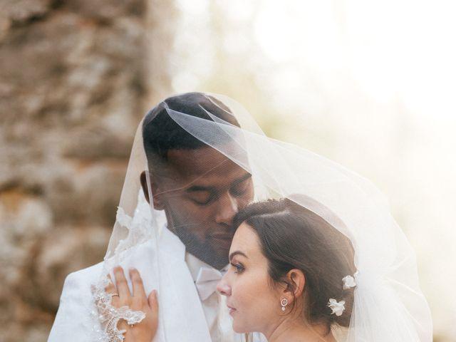 Le mariage de Loïc et Valentine à Fontenay-Trésigny, Seine-et-Marne 91