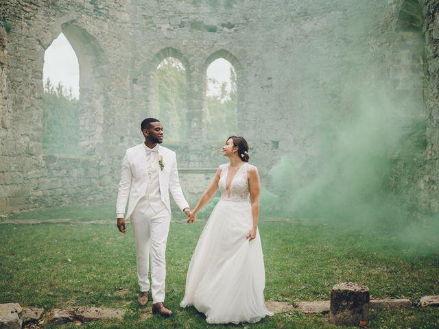 Le mariage de Loïc et Valentine à Fontenay-Trésigny, Seine-et-Marne 94