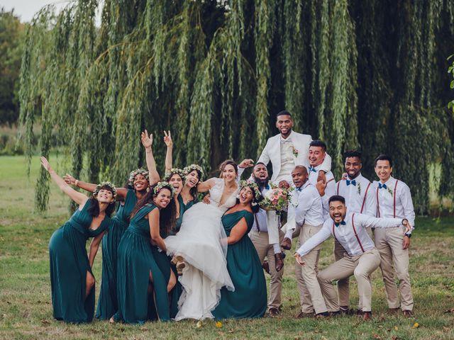 Le mariage de Loïc et Valentine à Fontenay-Trésigny, Seine-et-Marne 95