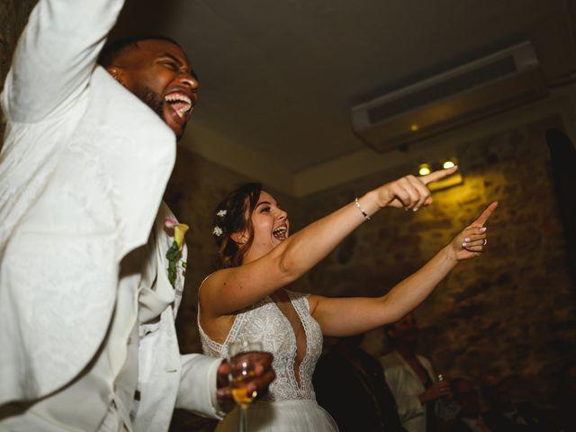 Le mariage de Loïc et Valentine à Fontenay-Trésigny, Seine-et-Marne 108