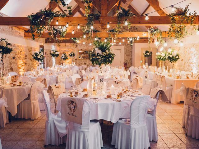 Le mariage de Loïc et Valentine à Fontenay-Trésigny, Seine-et-Marne 130