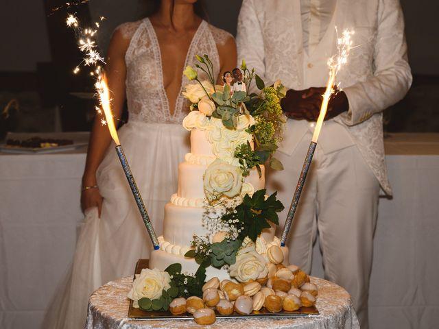 Le mariage de Loïc et Valentine à Fontenay-Trésigny, Seine-et-Marne 148