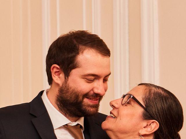 Le mariage de Mathieu et Morgane à Meudon, Hauts-de-Seine 95