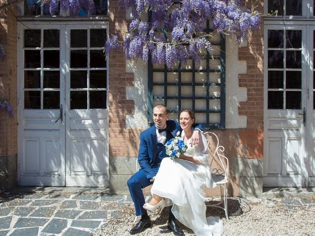 Le mariage de Fabien et Laura à Le Rheu, Ille et Vilaine 4