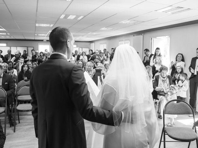 Le mariage de Fabien et Laura à Le Rheu, Ille et Vilaine 13