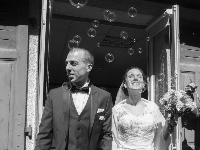 Le mariage de Fabien et Laura à Le Rheu, Ille et Vilaine 14