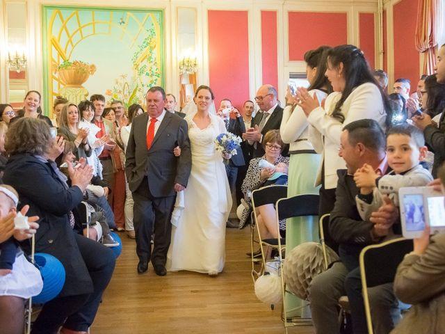 Le mariage de Fabien et Laura à Le Rheu, Ille et Vilaine 17