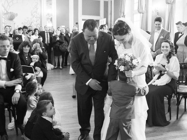 Le mariage de Fabien et Laura à Le Rheu, Ille et Vilaine 18