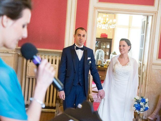 Le mariage de Fabien et Laura à Le Rheu, Ille et Vilaine 19