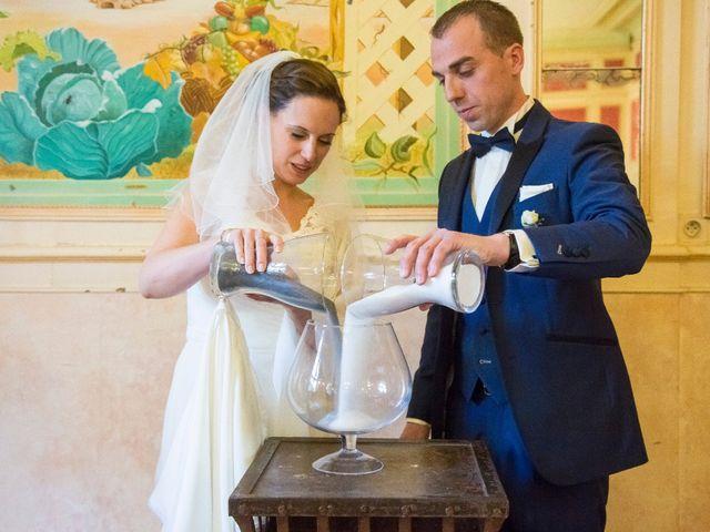 Le mariage de Fabien et Laura à Le Rheu, Ille et Vilaine 22