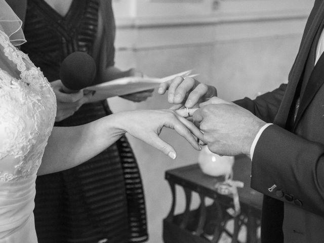 Le mariage de Fabien et Laura à Le Rheu, Ille et Vilaine 25