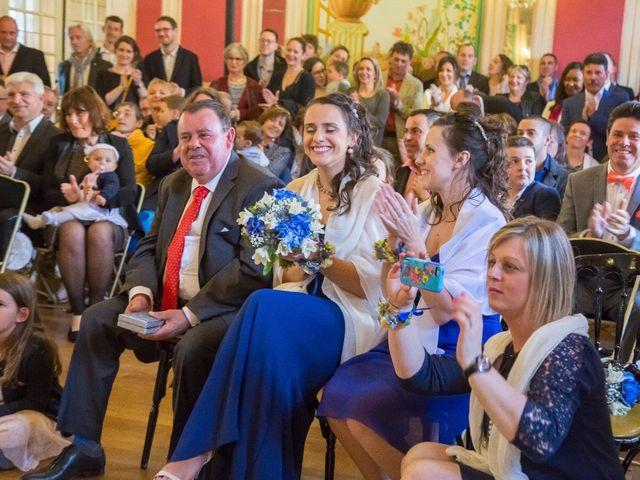 Le mariage de Fabien et Laura à Le Rheu, Ille et Vilaine 26