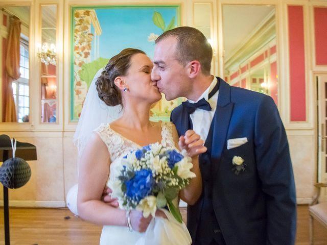 Le mariage de Fabien et Laura à Le Rheu, Ille et Vilaine 27