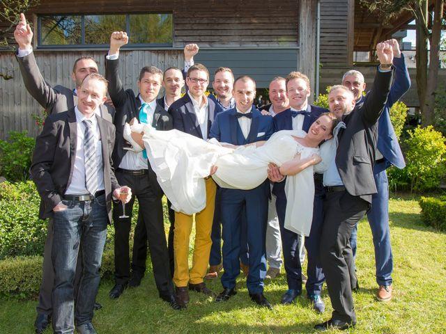 Le mariage de Fabien et Laura à Le Rheu, Ille et Vilaine 33