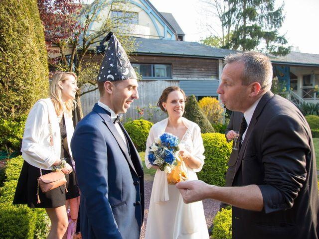 Le mariage de Fabien et Laura à Le Rheu, Ille et Vilaine 43