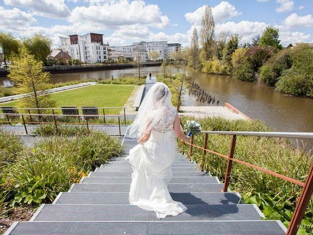 Le mariage de Fabien et Laura à Le Rheu, Ille et Vilaine 50
