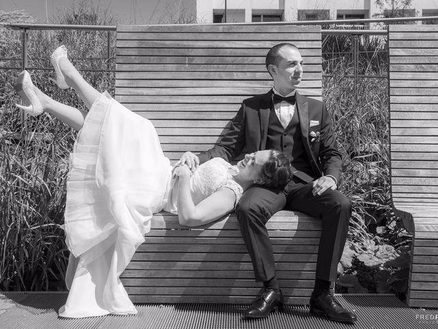 Le mariage de Laura et Fabien