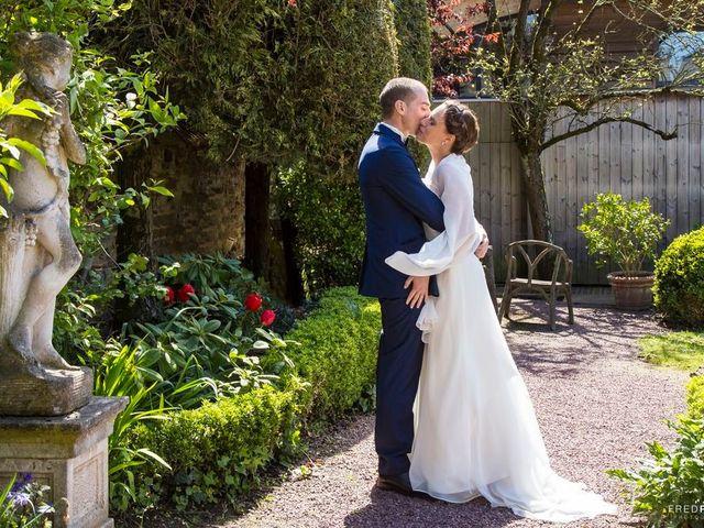 Le mariage de Fabien et Laura à Le Rheu, Ille et Vilaine 53