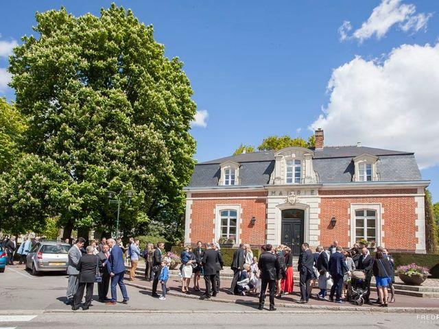 Le mariage de Fabien et Laura à Le Rheu, Ille et Vilaine 55